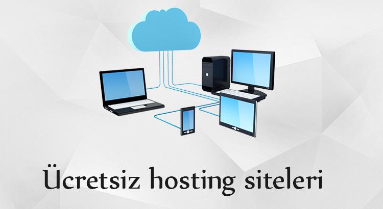 ücretsiz hosting siteleri